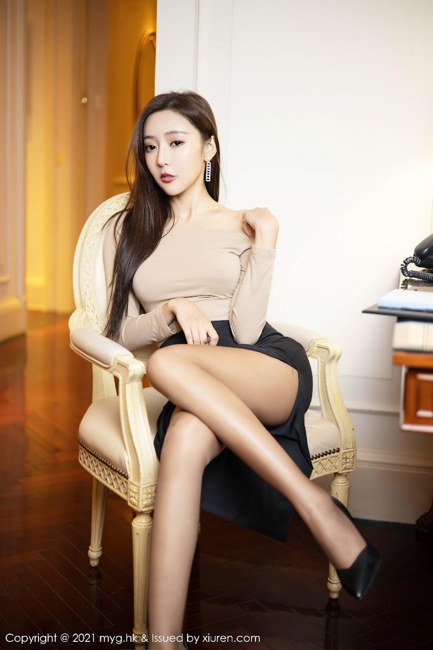 [MyGirl] 2021-02-19 Vol.490 Wang Xinyao yanni